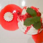 Pavlova als Dessert