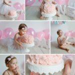 Geburtstags und Cake smash Törtchen