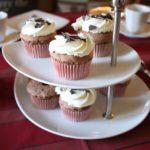 Schwarzwälder-Kirsch-Cupcake