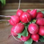 Radieschen und anderes Gemüse länger frisch halten