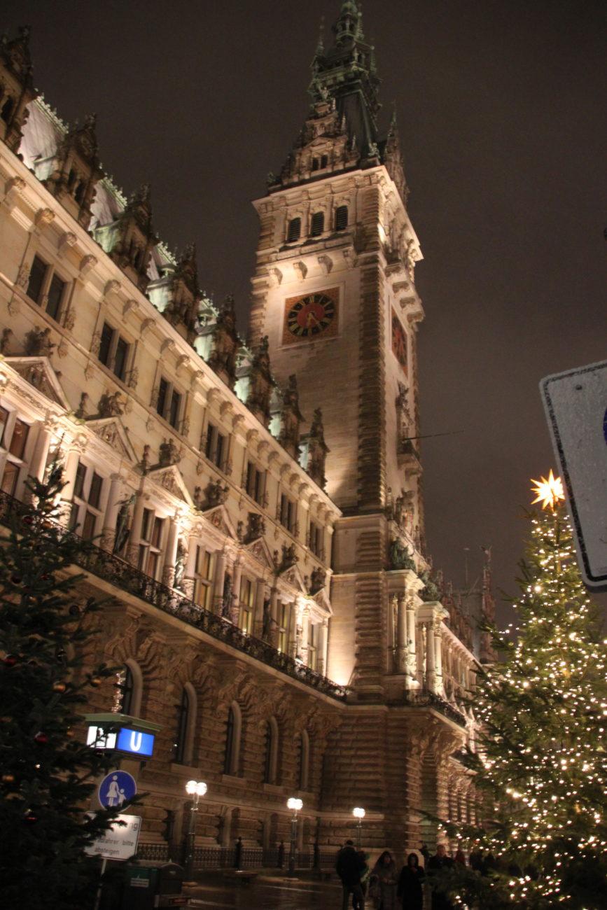 Einmal Hamburg und zurück