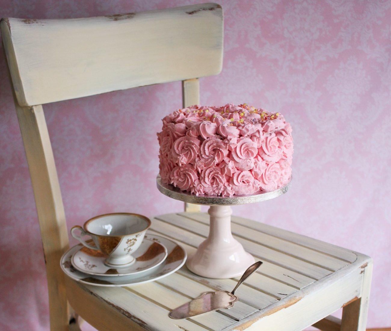 Cake smash Torte, selbermachen