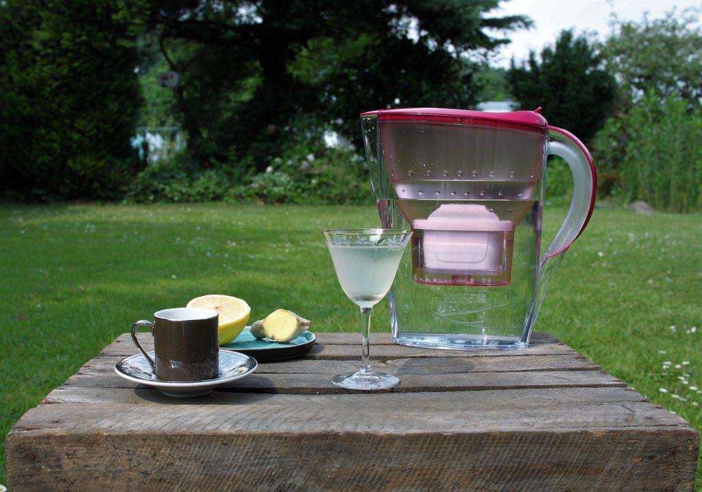 Heißes und Kaltes mit dem BRITA Tischwasserfilter genießen