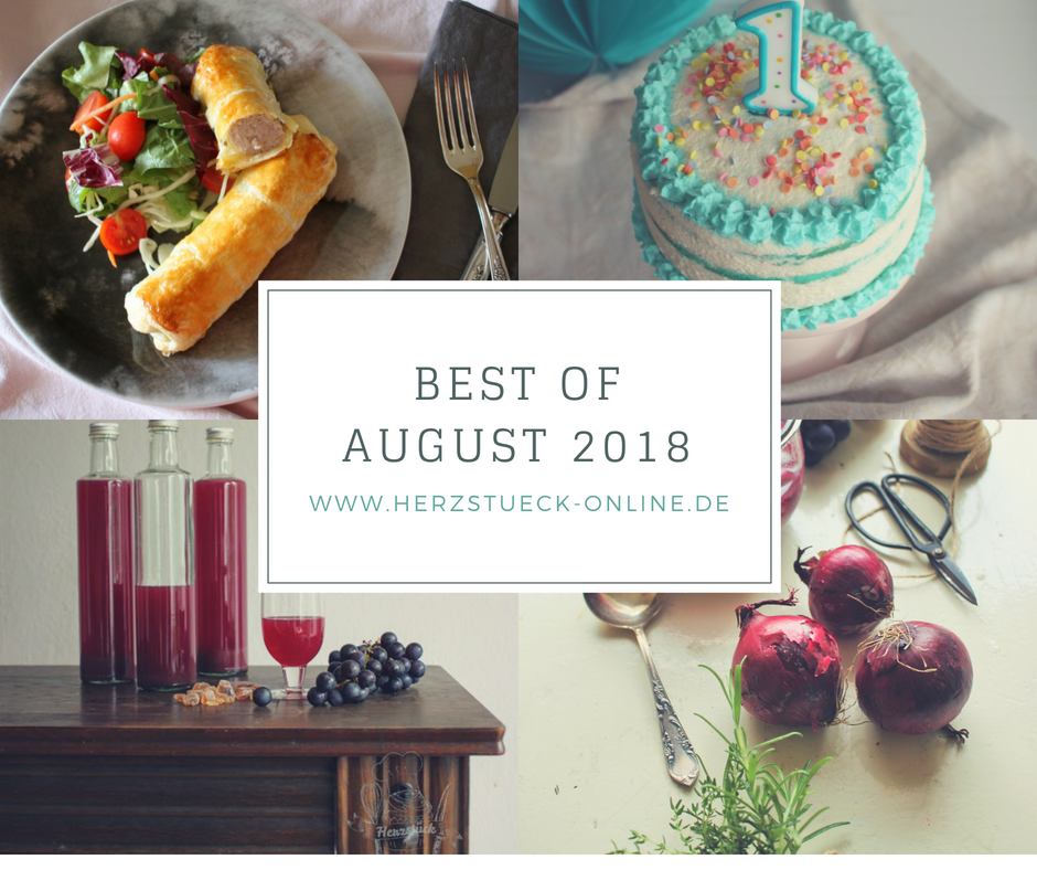 Best of August 2018