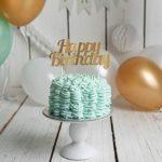 Cake smash Torte selbermachen