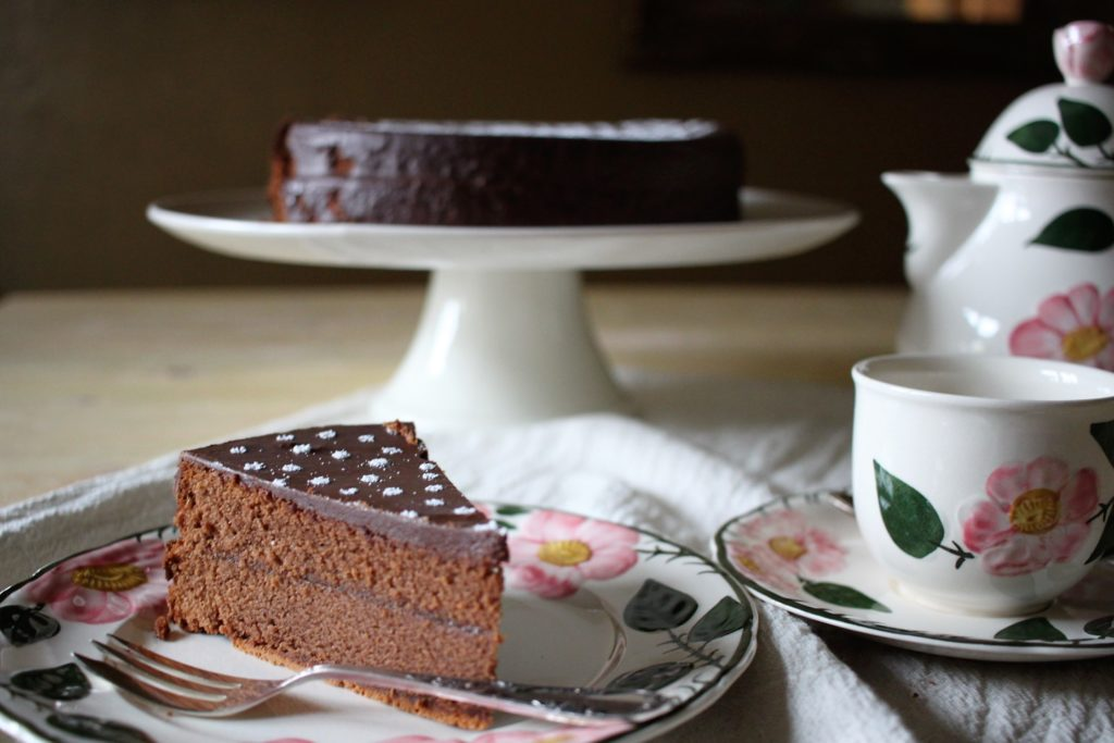 Chocoholic Torte