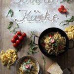 [Werbung] Fettuccine in Trüffelbutter mit Kirschtomaten, Ruccola und Grana Padano