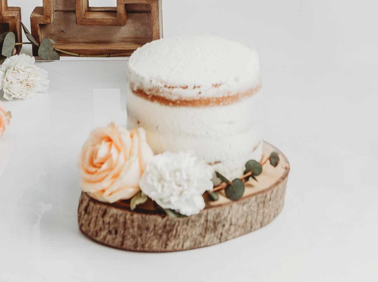 Cake smash naked Cake, ganz einfach selbermachen