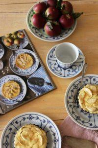 Apfel-Tartellets