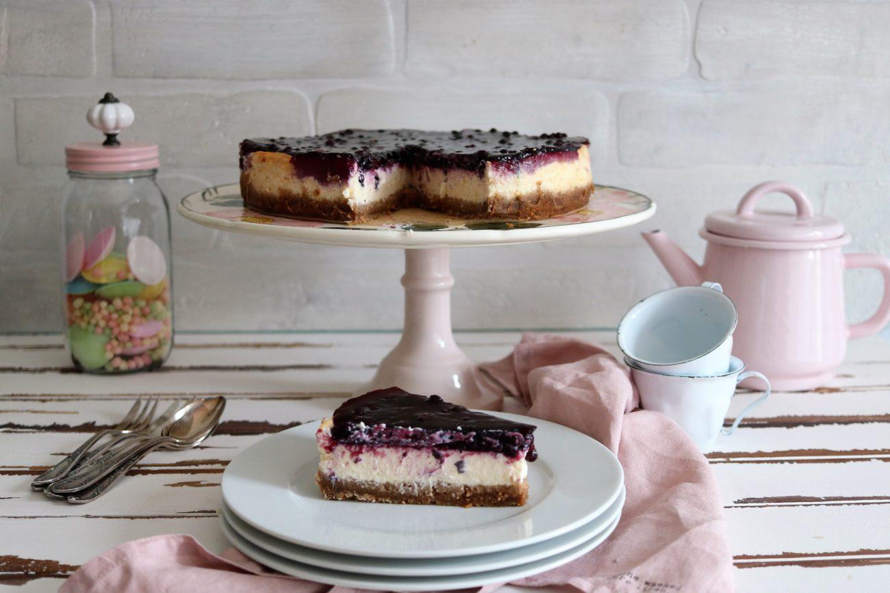 Blaubeer Torte