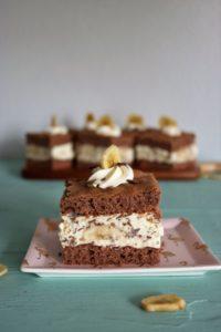 Bananen-Split Torte
