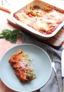 Spinat-Ricotta-Cannelloni