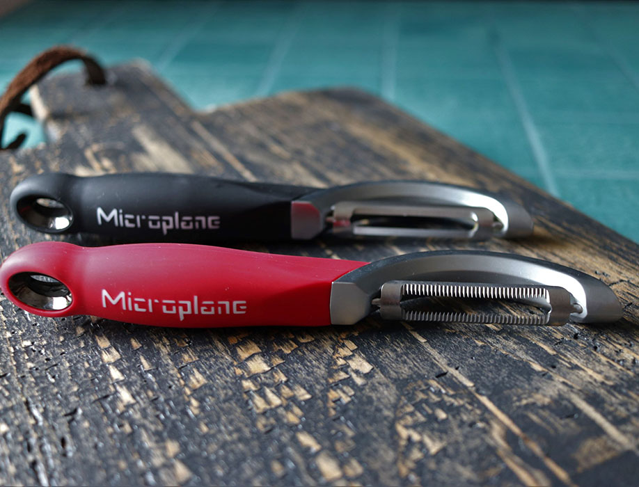 Microplane Profischäler Duo